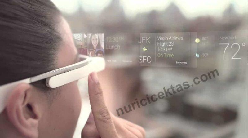 AR Artırılmış Gerçeklik Gözlükleri ile Yaşam Oyuna Dönüyor