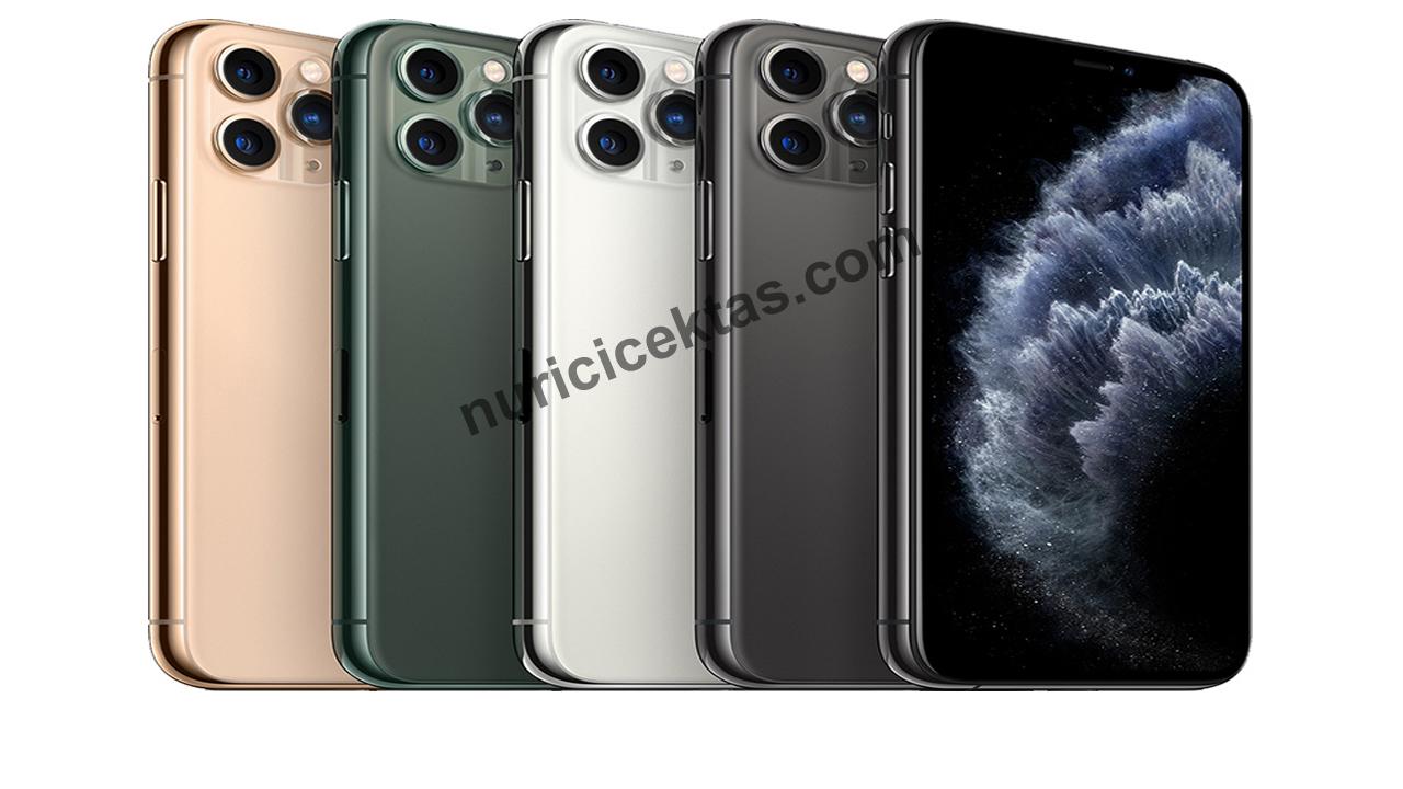 Apple iPHONE 11 Pro ve Max Ne Kadar Özellikleri
