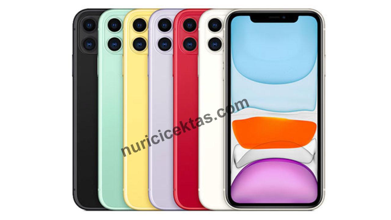 Apple Yeni iPhone 11 Özellikleri ve Tanıtımı