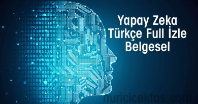 Yapay Zeka Full İzle Belgesel Türkçe